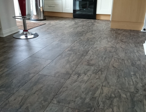 Colours Intermezzo Sicilian Slate Tile Effect Laminate